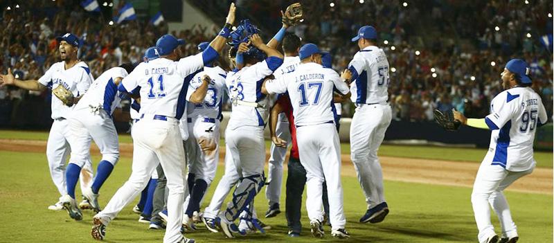 ¡Nicaragua campeón del torneo de beisbol de los Juegos Centroamericanos!