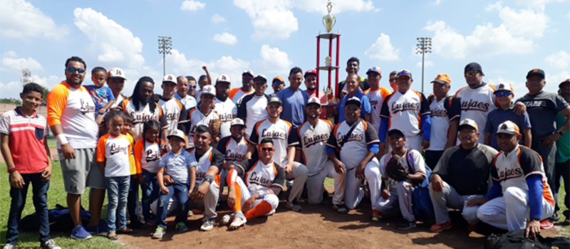 Mayor A | Rivas conquista su quinto título